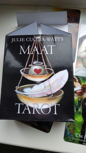 Maat Tarot — Маат Таро