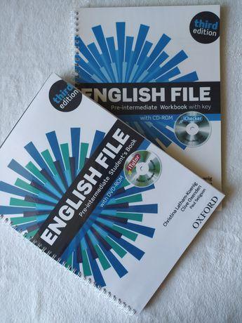 English File 3rd edition все уровни
