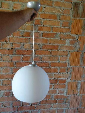 Oświetlenie - lampy wiszące białe