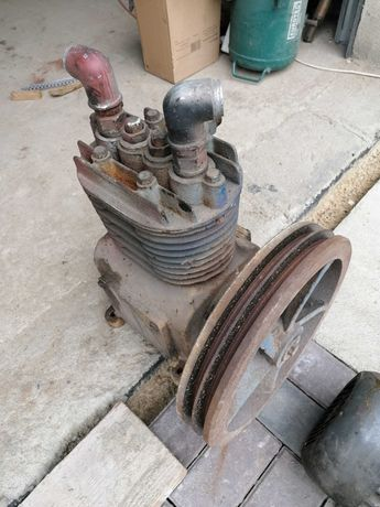 Kompresor sprężarka WAN 2 tłoki