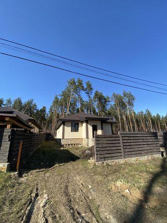 Продаётся дом , в Василькове в сосновом лесу , 10 минут пешко