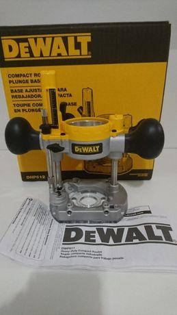 Погружная база DEWALT DNP612 для фрезера DEWALT DCW600 DCW604