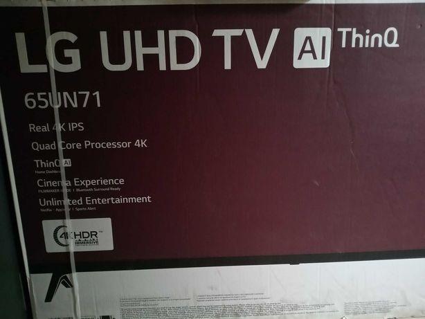 "Telewizor LG 65"""
