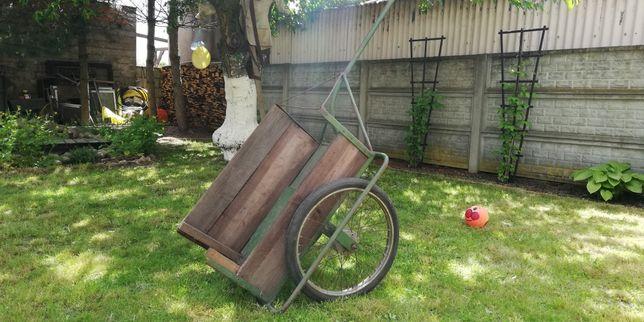 Wózek transportowy, ogrodowy, wędkarski
