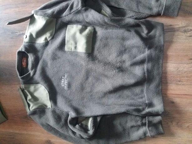 Sweter sg straż graniczna