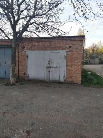 Продам гараж цегляний