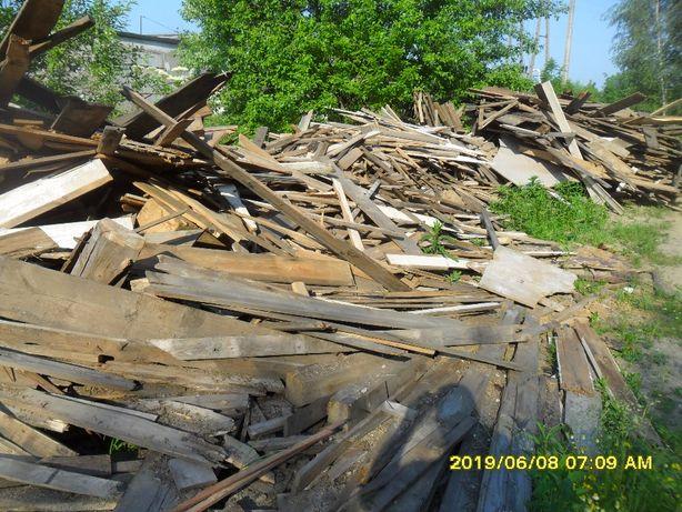 Sprzedam drewno rozbiórkowe