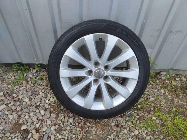 """Opel Astra J Meriva B felgi aluminiowe 17"""" 225/45/17 koła opony"""