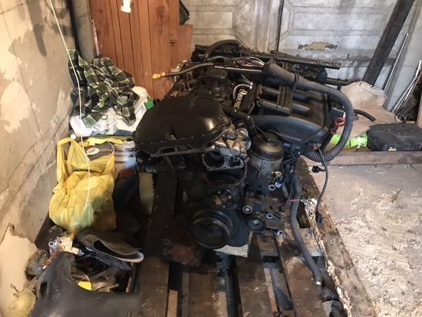 Silnik BMW e46 M54b22 częsci