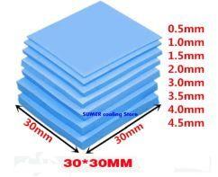 Термопрокладки 30*30* 1,5 mm/3 mm