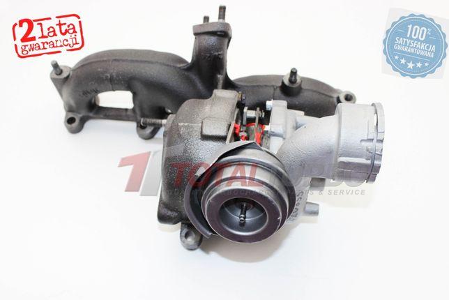 Turbosprężarka turbina Volkswagen Bora Volkswagen Golf IV 1.9 TDI