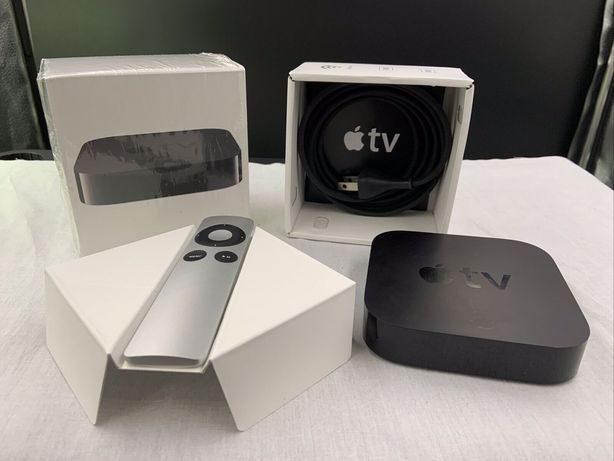 Приставка Apple TV (3rd Generation) 8GB HD  - A1469