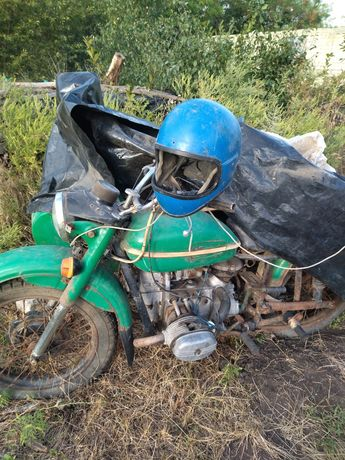 Продам мотоцикл Урал 12 вольтовый