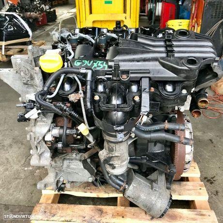 Motor RENAULT MASTER 2.5 dci 114 CV - G9U754