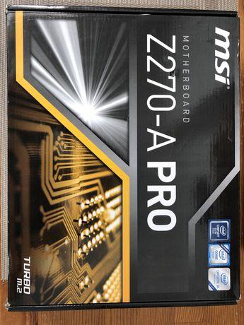 Płyta główna MSI Z270-A PRO
