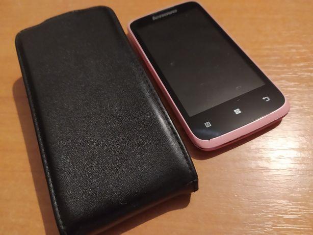 Телефон Lenovo A376