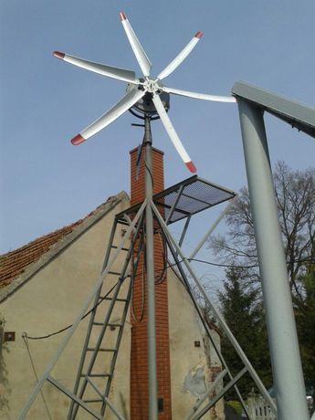 Elektrownia wiatrowa 3kW