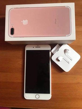 iPhone 7 plus różowy 32 gb