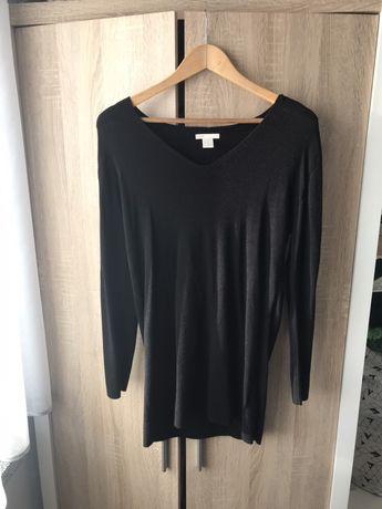 Sweter H&m czarny XS
