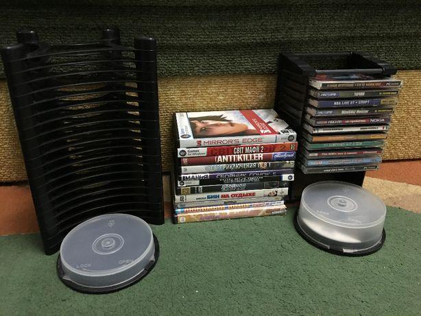 Диски CD і DVD