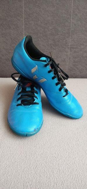 Chłopięce buty Adidas Messi 16,4 halowe piłkarskie rozm. 37 1/3