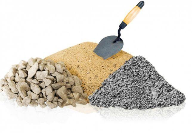 Песок, щебень, отсев, камень, доставка стройматериалов, вывоз мусора:)