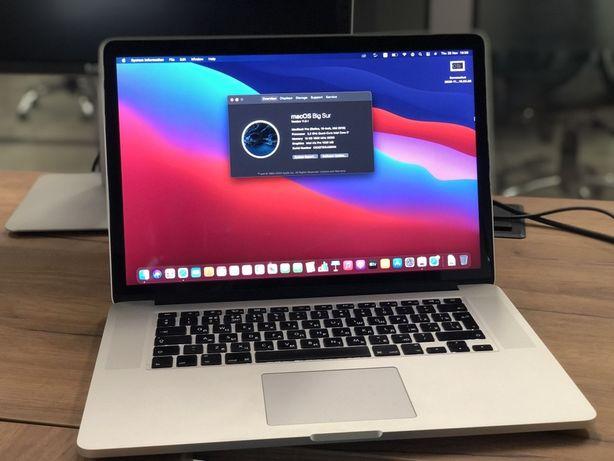 """MacBook Pro 15"""" A1398 (Mid 2015) 256Gb SSD, 16Gb RAM"""