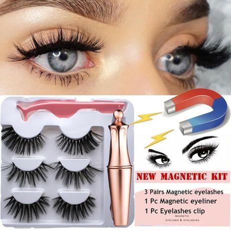 Pestanas magnéticas eyeliner magnético