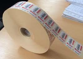 Печать етикеток