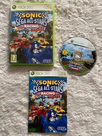 Jogo Sonic XBox como novo