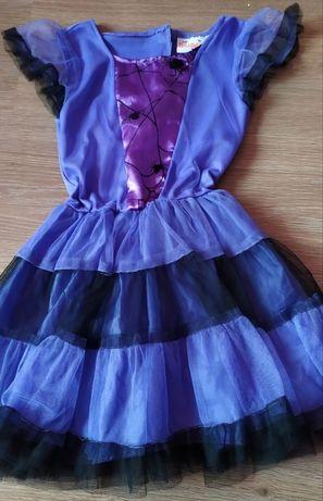 Sukienka przebranie bal karnawałowy halloween