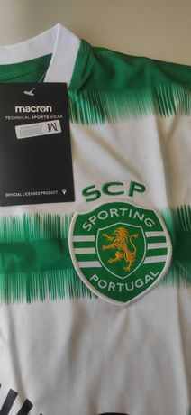 Camisola SCP Sporting