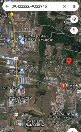 Terreno zona de Caldas da Rainha - Sao Jacinto/Coto