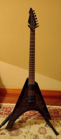 Guitarra V praticamente nova