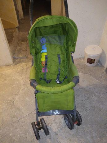 Wózek spacerowy, parasolka Bomiko xl