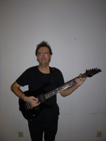 Nauka gry na gitarze oraz teorii muzyki