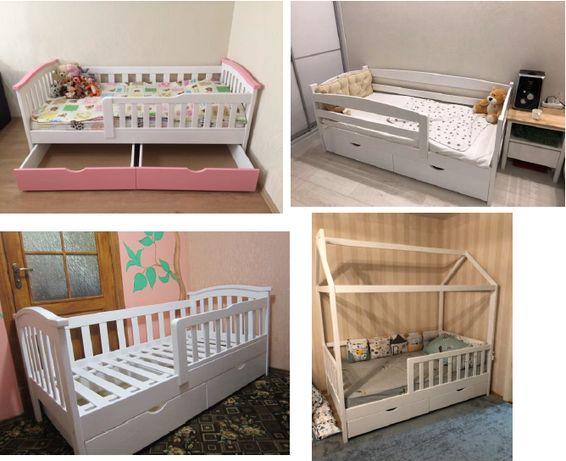 Детская подростковая кровать! Разные модели. Ящики в цене. Выбирайте!