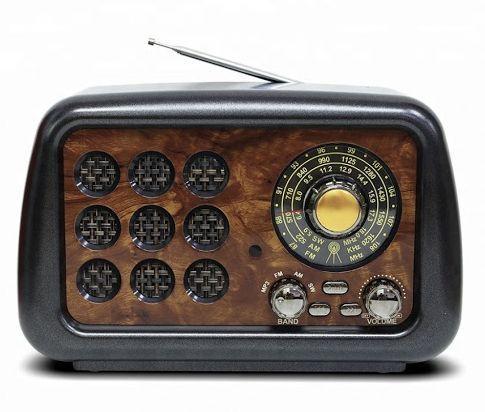 Radio Fm Retro KEMAI MD-1901BT Bluetooth USB SD AUX