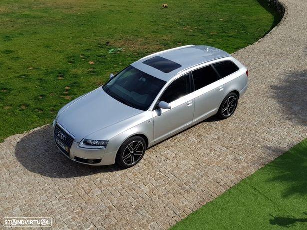 Audi A6 Avant 2.0 TDi Multitronic Sport