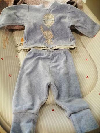 Fato bebé 51 - 56 cm