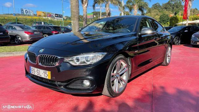 BMW 425 Gran Coupé d Line Sport Auto