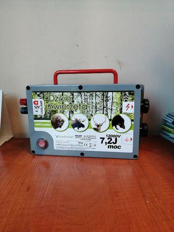 Elektryzator Dzikie Zwierzęta 7,2J dwa lata gwarancja