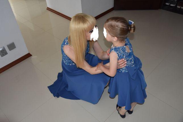 Sukienka mama córka