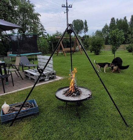 Palenisko grill XL