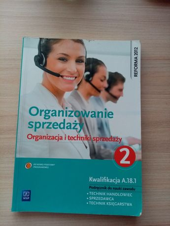 Książka organizowanie sprzedaży