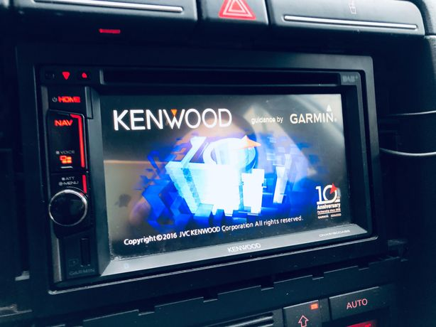 Radio kenwood dnx5160dabs garmin navi