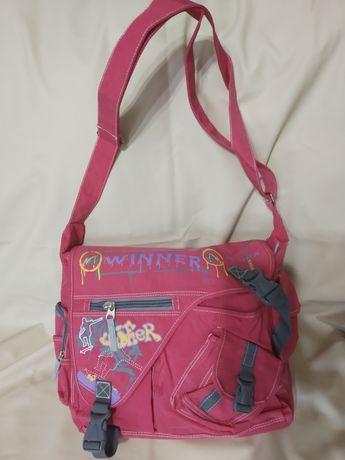 Яркая сумка Winner в школу, институт или на коляску