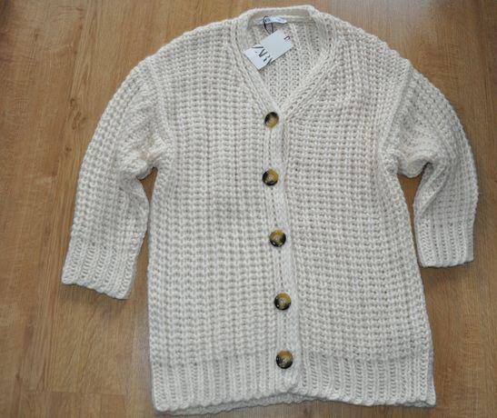 Sweter oversize Zara