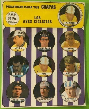 Autocolantes ciclistas