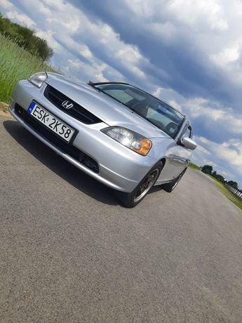 Honda Civic 7 em2